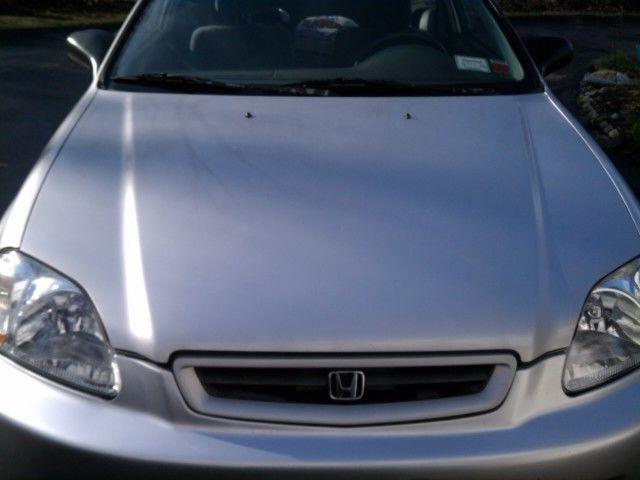 Honda Civic 1997 Hatchback Manual