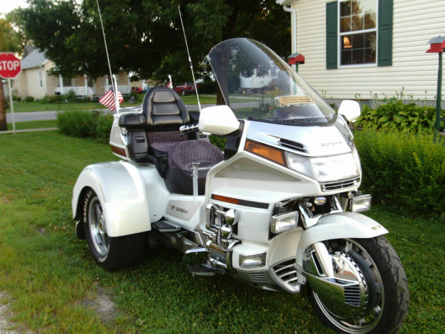 1997 honda goldwing gl1500 trike. Black Bedroom Furniture Sets. Home Design Ideas