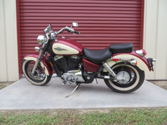 1997 Honda Shadow 1100 American Classic Edition Ace Motorcycle