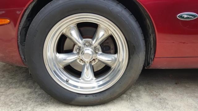 1997 Jaguar XK8 Convertible, 81,915 miles, Carnival Red with