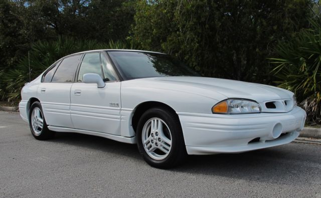 1997 pontiac bonneville ssei only 85 000 miles supercharged super clean vehicles markets com