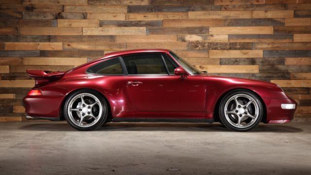 1997 Porsche 911 993 C2s Coupe Aero Kit Arena Red 77k Mi 6