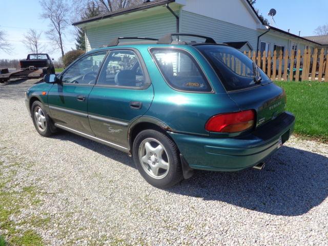 1997 Subaru Outback Parts
