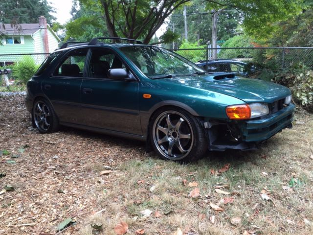 Sti swapped outback