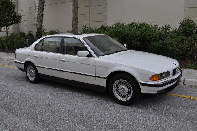 1998 1999 2000 2001 2002 BMW 740iL 44L V8 71K Miles 745 745iL 750 750iL