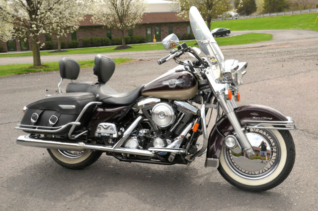 1998 95th Anniversary Harley Davidson Road King Classic Flhrc Touring