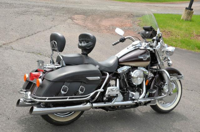 Harley Davidson Flhrci Anniversary