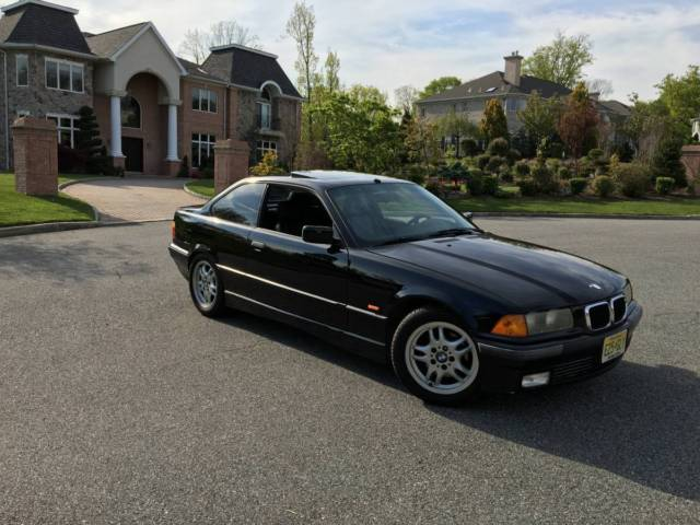 BMW Is Series Sport Coupe Door L - 1998 bmw 328i for sale
