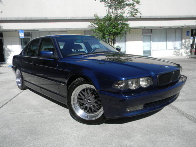 1998 bmw 740i sport many modification v8 leather sunroof. Black Bedroom Furniture Sets. Home Design Ideas