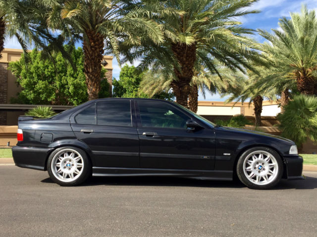 1998 BMW M3 E36 Sedan 5-Speed Manual Supercharged - Cosmos ...