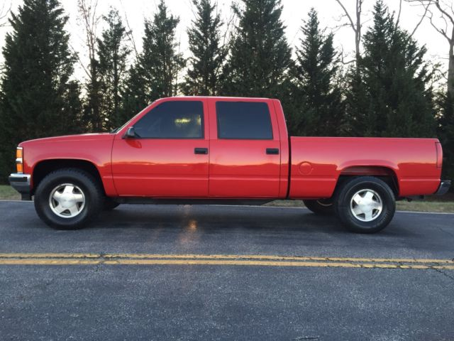 1998 chevrolet silverado 1500 k1500 super rare centurion. Black Bedroom Furniture Sets. Home Design Ideas