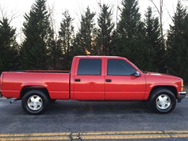 1998 Chevrolet C K Pickup 1500 Silverado Ltz