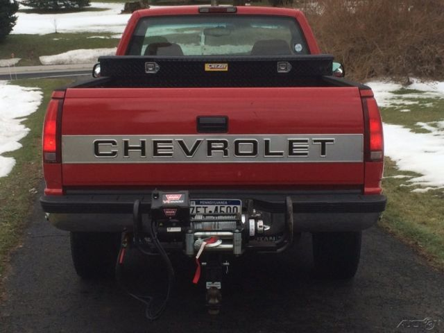 1998 Chevy Silverado K3500 4x4, 6 5 Turbo Diesel, NO RUST