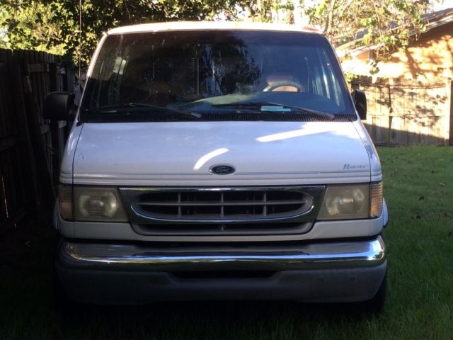 1998 Ford E150 Conversion Van Low Top