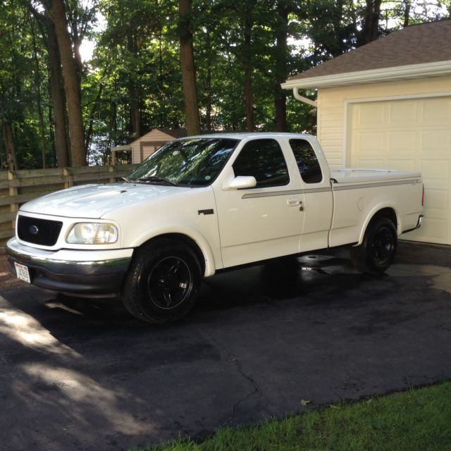 1998 Ford F 150 Supercab 2wd Xlt
