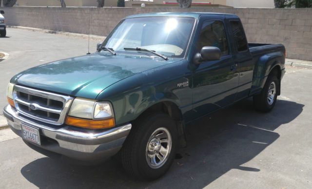 1998 ford ranger xlt extended cab flareside. Black Bedroom Furniture Sets. Home Design Ideas