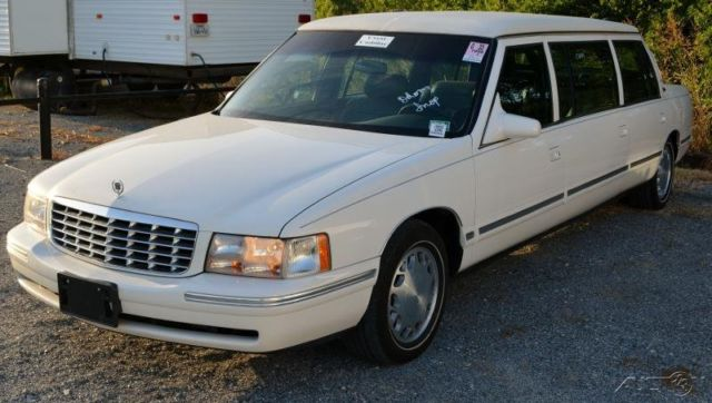 Funeral Family Car Door Limousine Presidential Package Low Miles on Cadillac Northstar Engine Specifications