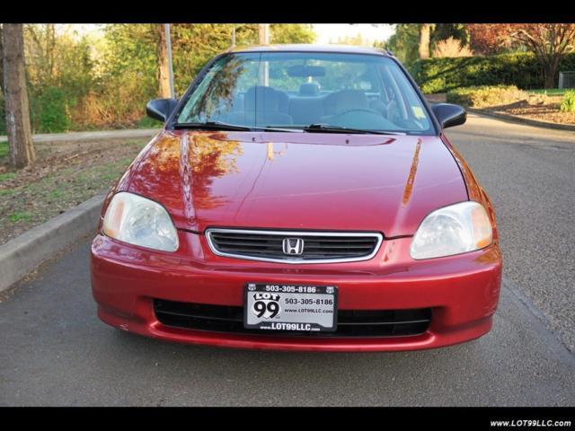 1998 Honda Civic LX,4 DOOR,AUTOMATIC,33 MPG.