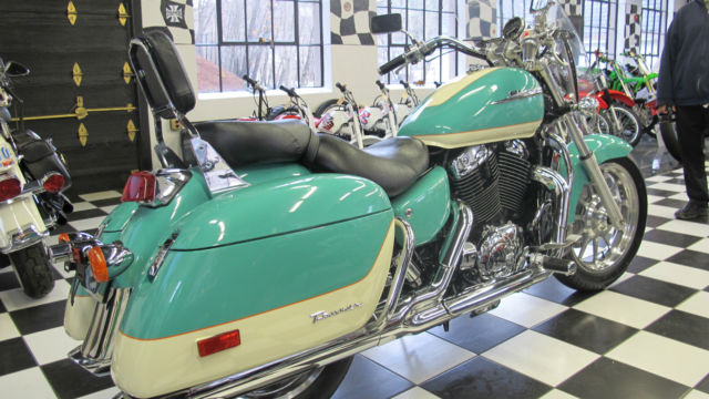 1998 Honda Shadow Ace American Classic Edition In Showroom Condition