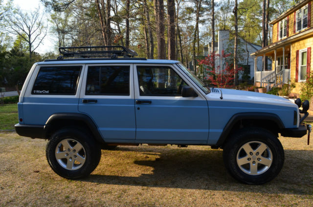 1998 Jeep Cherokee XJ- 4x4 -Restored- Nicest Cherokee on EBAY