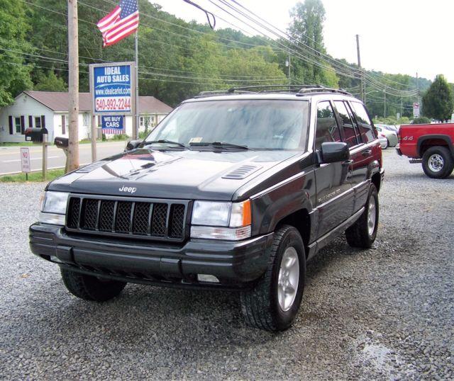 1998 jeep grand cherokee 5 9 v8 limited zj. Black Bedroom Furniture Sets. Home Design Ideas