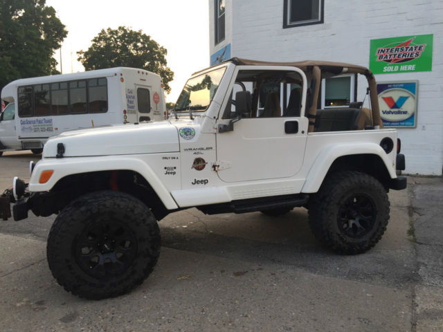 Jeep Wrangler Soft Top Cover >> 1998 Jeep Wrangler Sahara TJ, lifted, 4x4, convertible