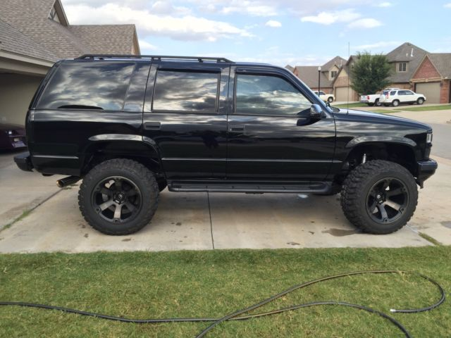 1998 Lifted Chevy Tahoe