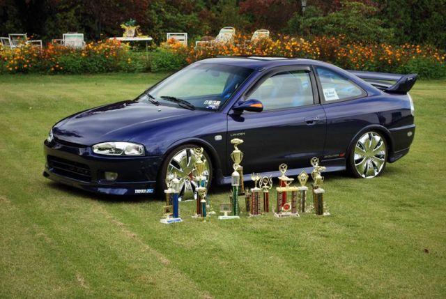 1998 Mistubishi Mirage Show Winner Ultra Low Miles