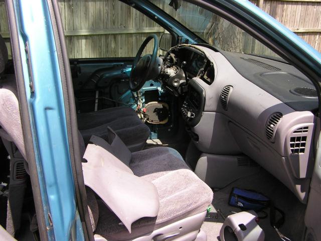 1998 plymouth grand voyager expresso mini passenger van 4 door 3 3l vehicles markets com