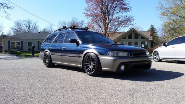 1998 subaru legacy outback sti swap built engine. Black Bedroom Furniture Sets. Home Design Ideas