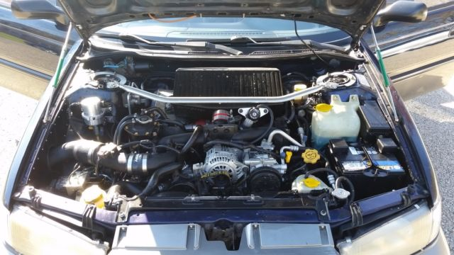 1998 Subaru Legacy Outback Sti Swap   Built Engine