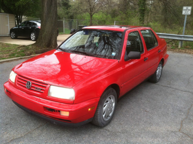 vw jetta 98 manual
