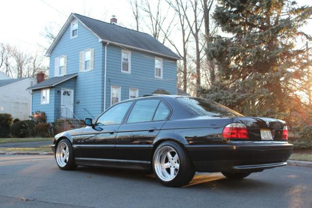 1999 BMW 740I SPORT M5 M-SPORT E38 - 00 01 99 98 740IL 750IL
