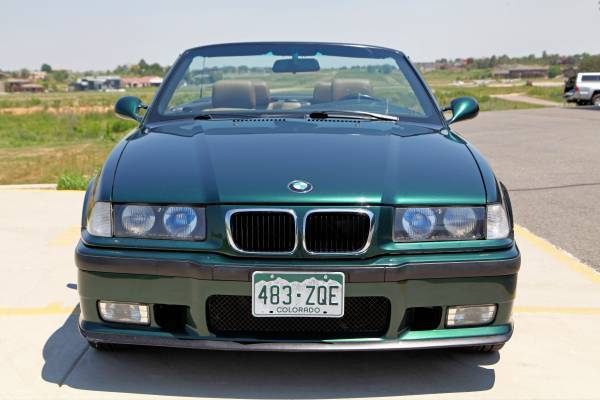 1999 BMW (E36) M3 Convertible, 49K Miles, Fern Green ...