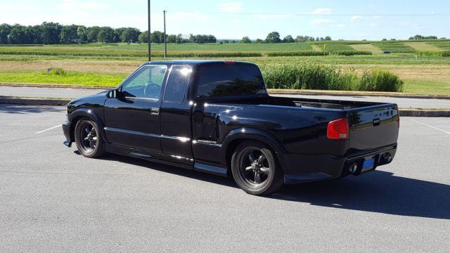 1999 Chevy S10 Specs