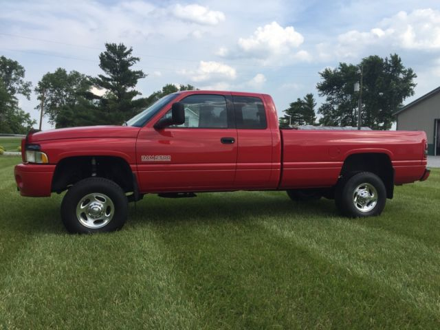 1999 dodge ram 2500 diesel low miles. Black Bedroom Furniture Sets. Home Design Ideas