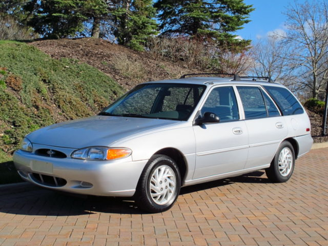1999 ford escort wagon only 58 000 low miles might be the nicest one left vehicles markets com