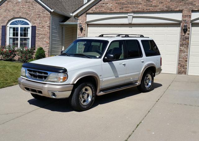 1999 ford explorer engine 5.0 l v8