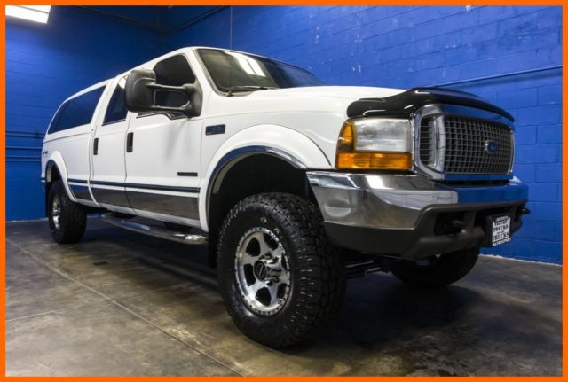 1999 Ford F-350 Lariat 4x4 Turbo 7.3L Diesel Crew Cab Long Bed Canopy Pickup & 1999 Ford F-350 Lariat 4x4 Turbo 7.3L Diesel Crew Cab Long Bed ...