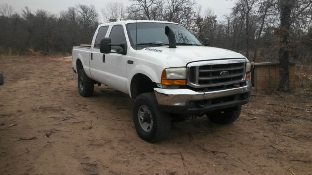 1999 ford f250 diesel specifications