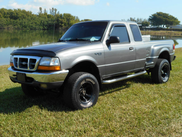 1999 ford ranger xlt 4x4 off road package