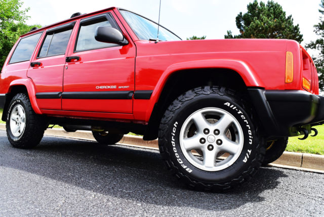 1999 jeep cherokee manual 5 speed sport xj 4wd 4x4 low for 1999 jeep cherokee power window problems