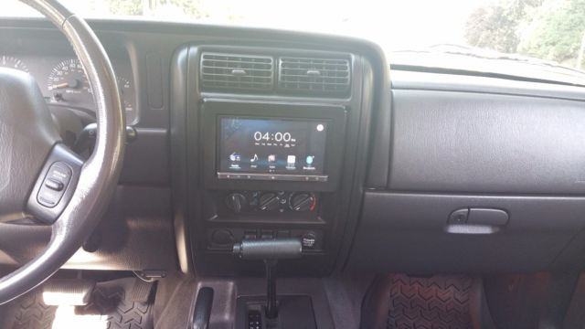1999 Jeep Cherokee Up Country Package Custom Double Din