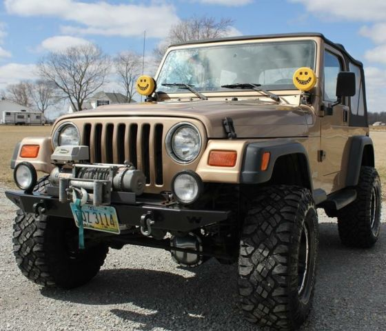 Service Manual [1999 Jeep Wrangler Lifter Replacement