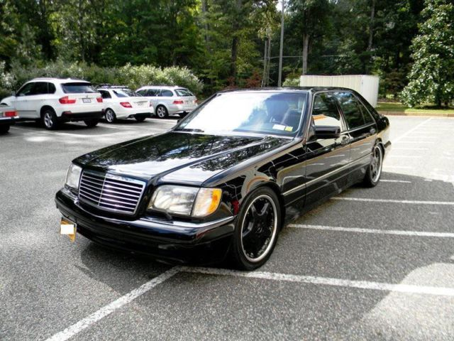 1999 mercedes benz s500 amg for Mercedes benz s500 amg