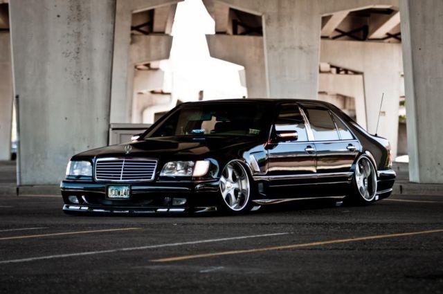 Mercedes Benz S Base Sedan Door L