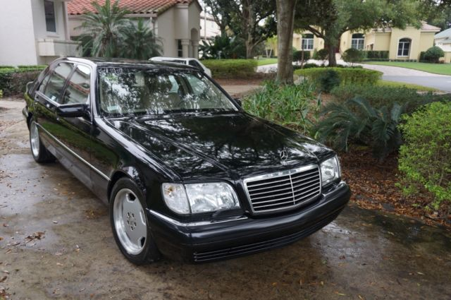 1999 mercedes s500 grand edition w140 needs transmission. Black Bedroom Furniture Sets. Home Design Ideas