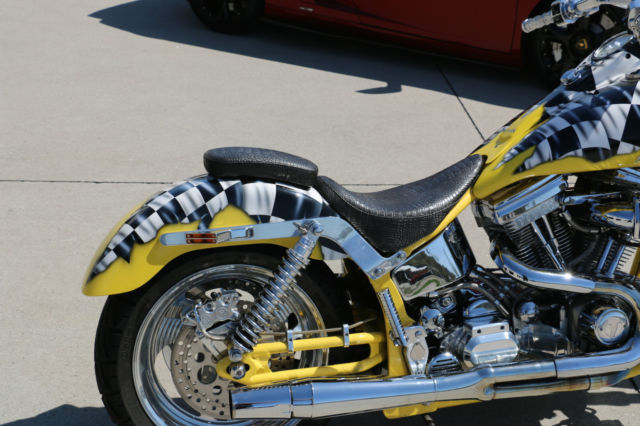 1999 Titan Gecko Like Harley Davidson With S S Superstock