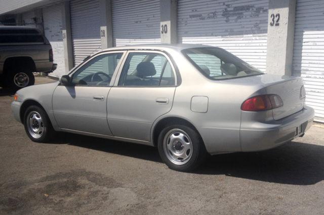 1999 toyota corolla ce sedan 4 door 1 8l vehicles markets com