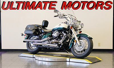 1999 YAMAHA V-STAR 650 CLASSIC - UPGRADES - LOW YEARLY MILES